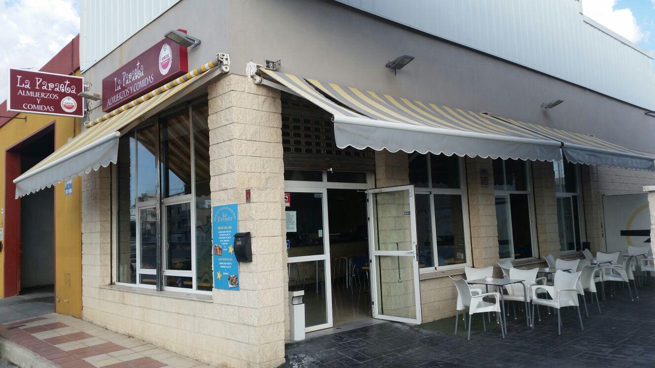 Restaurante La Paraeta en El Campello(Alicante)