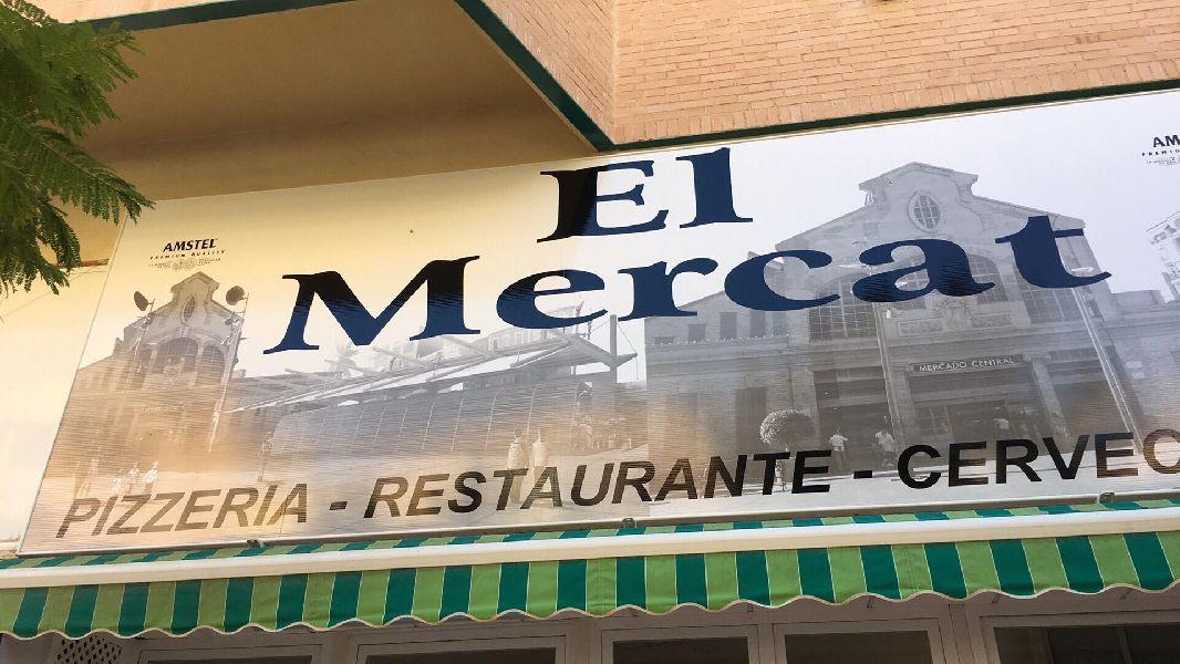 Pizzería El Mercat Pizzería en El Campello(Alicante)