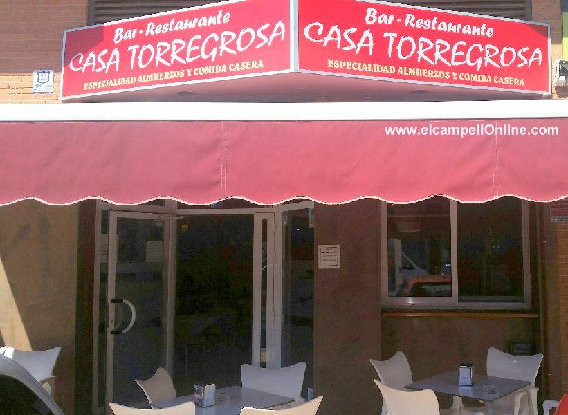 Restaurante Casa Torregrosa en El Campello(Alicante)