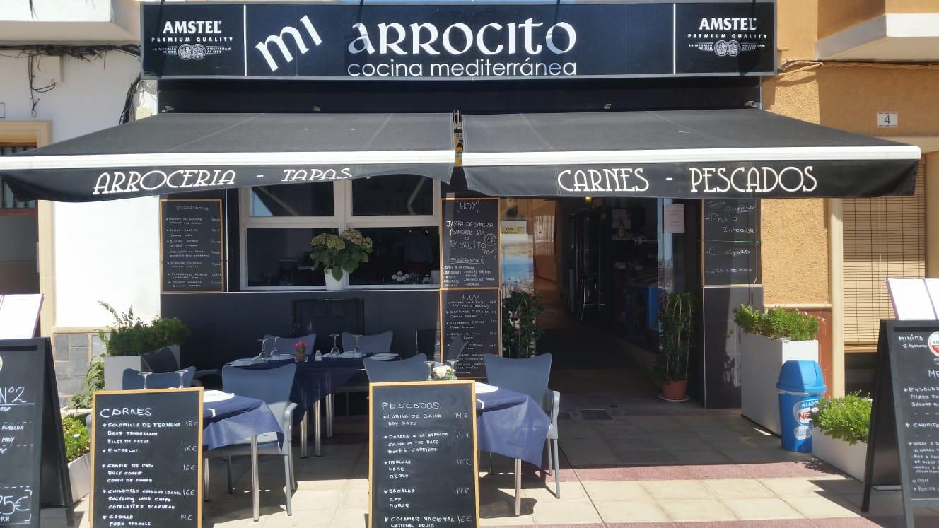 Restaurante Mi arrocito en El campello(Alicante)