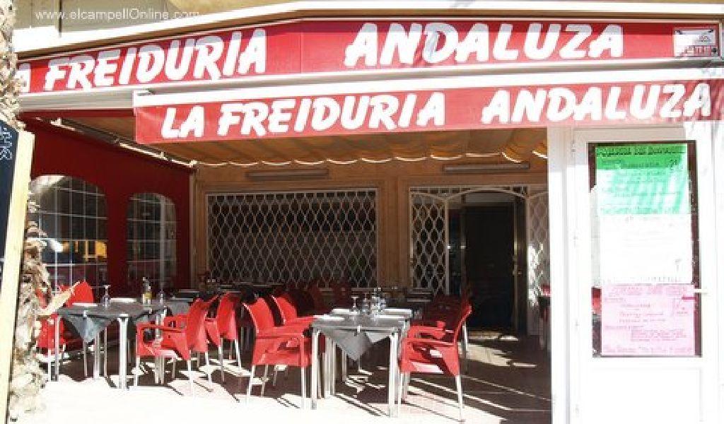 Restaurante La Freiduría Andaluza en El Campello(Alicante)